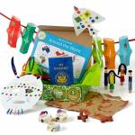 Around the World Creativity Box