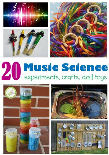 Discover More Music And The Science Of Sound Green Kid