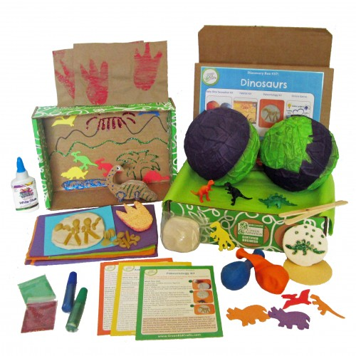 Dinosaurs themed craft and activity kid for kids perfect for continuing exploring dinosaurs