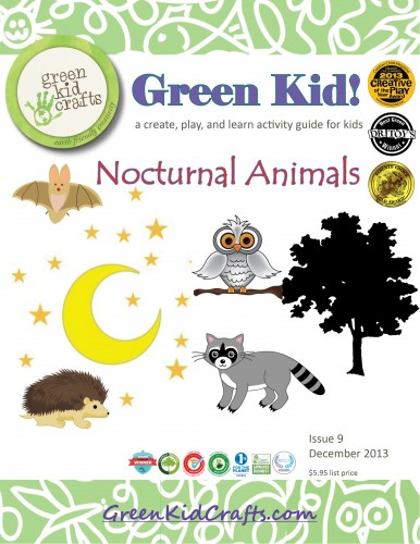 discover more nocturnal animals monthly science and art projects for kids green kid crafts. Black Bedroom Furniture Sets. Home Design Ideas