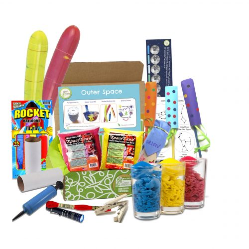Outer Space Discovery Box