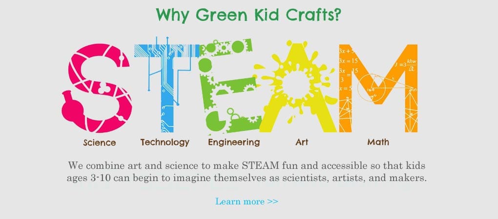 Why Green Kid Crafts